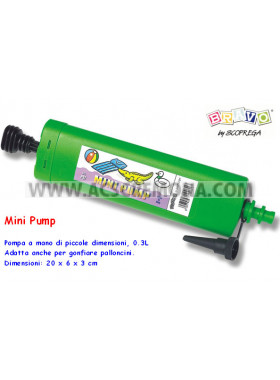 Gonfiatore P97 Mini Pump Scoprega