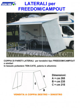 LATERALI DEFENDER Freedom Campout Conver