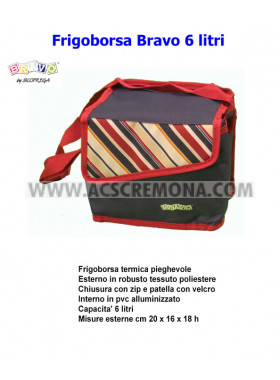 Frigoborsa BREEZE 6 lt Bravo Scoprega