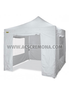 Kit laterali Gazebo BERTONI 3x3 serie piramide