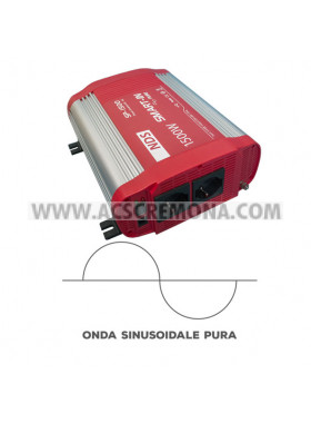 INVERTER NSD SMART-IN PURE SP 600W ONDA SINUSOIDALE PURA